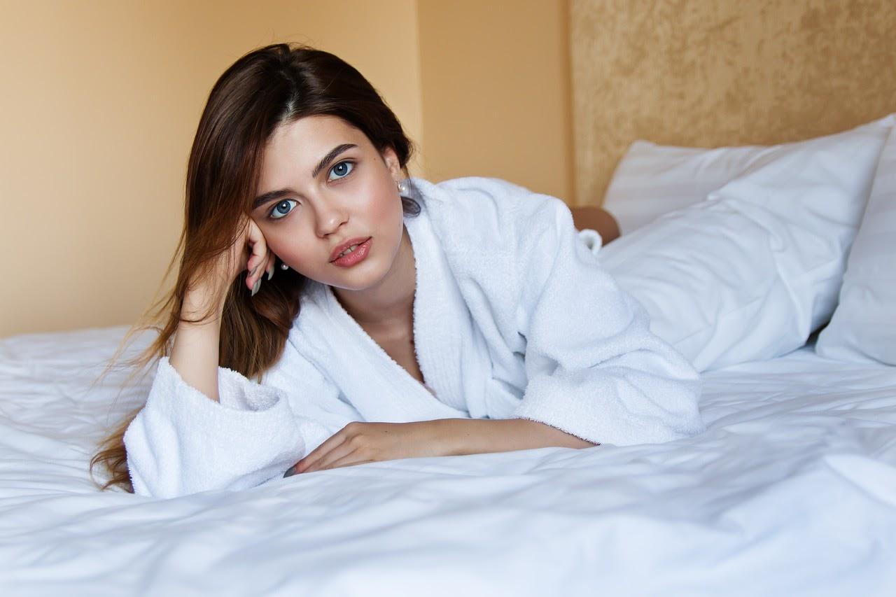 sexy European girl