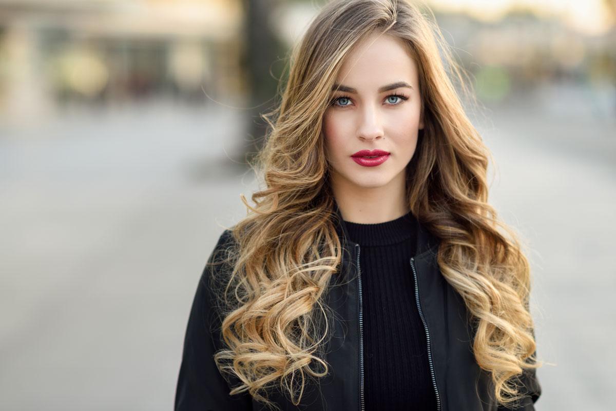beautiful Swedish girl