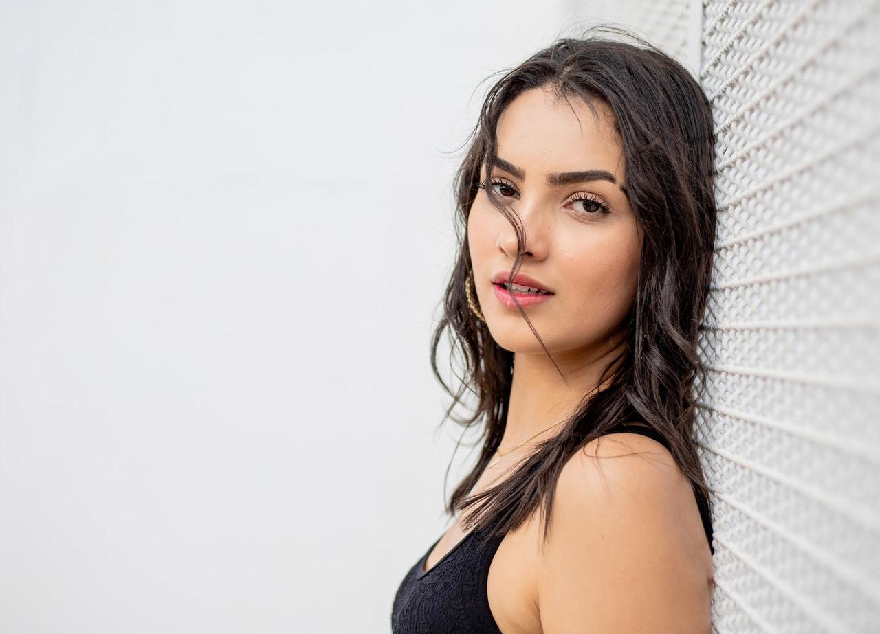 beautiful Romanian woman